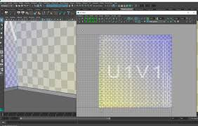 question how to have uniform uv scaling on all parts of the model