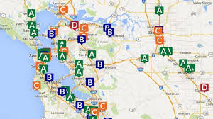 san francisco hospitals map how safe is your hospital survey finds more than a third of