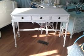 desk shabby chic white desk chair diy mobile home upgrade home