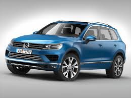 volkswagen jeep touareg 3d model of volkswagen touareg 2015 3d model 3d modeling