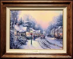 thomas kinkade painting worth best 2018