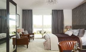 curtains free stunning bed with grey and yellow bedroom with