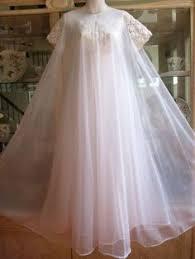 wedding peignoir sets vandemere vintage pink peignoir robe gown set large made in usa