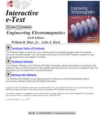 study notes for electromagnetic engineering engineering docsity
