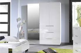 meuble chambre blanc laqué armoire de chambre laqué blanc trendymobilier à meuble chambre