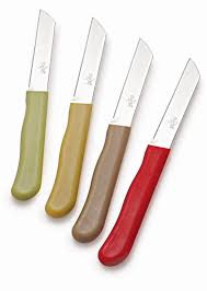 sets of kitchen knives buy chef pro fruit u0026 vegetable knives cpk404 set of 4 19cm