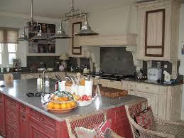 cuisine rustique blanche meuble cuisine rustique meubles cuisine rustique pas cher achat
