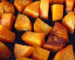 recette patates douces rissolées
