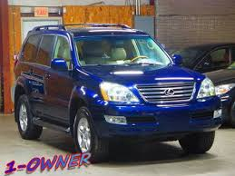 2007 lexus gx 470 for sale carsforsale com