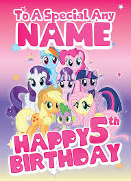 Mlp Birthday Card 14 Best Birthday Cards Images On Pinterest Messages Amazing Art