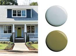 best front door paint colours
