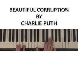 Terraria The Corruption Midi Cover Puth Beautiful Corruption Piano Tutorial Chords Chordify