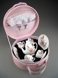 beatrix potter tea set beatrix potter rabbit family medium collector tea set in a