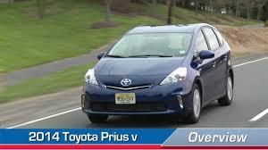 toyota prius 2014 review 2014 toyota prius v u s report