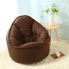 single couch potatoes creative lazy bean bag sofa a lazy person