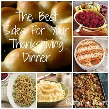 complete turkey dinner rantin ravin the best sides for your thanksgiving dinner