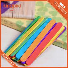 Decorate Dandiya Sticks Home Creative Gift Wooden Ice Cream Spoon 10