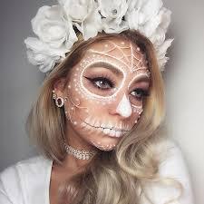 best 25 halloween skull makeup ideas on pinterest halloween
