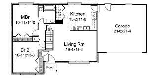simple house floor plan basic house plan ranch floor architecture plans 25594