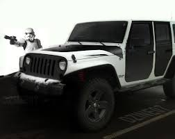 stormtrooper jeep wrangler photo 1 of 8 from white jk