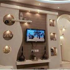 LCD Wall Unit Modern LCD Wall Unit Manufacturer From Gurgaon - Lcd walls design