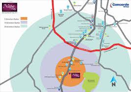 Bangalore Metro Map Phase 3 by Buy Luxury Villas For Sale In Kanakapura Road Bangalore Concorde