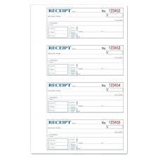 printable cash receipt book printable receipt book printable receipt book receipt book template