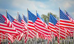 Flag Day Usa Reiseführer Ostküste Usa Von Vista Point Erschienen Nord Amerika