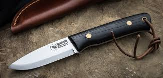 Woodsman Menu Woodsman Bushcraft Knife W Bog Oak And K720 High Carbon Steel