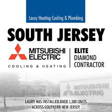 mitsubishi electric cooling and heating logo laury heating cooling u0026 plumbing vineland new jersey facebook