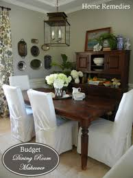 Dining Room Makeovers by Dining Room Makeover Reveal