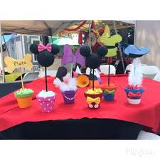 mickey mouse center pieces fancy mickey mouse decoration mickey mouse table decoration