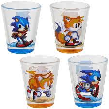 Sonic Duvet Set Sonic The Hedgehog Bedding Full Size Ktactical Decoration