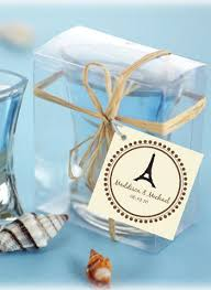 eiffel tower favors eiffel tower favor tags set of 20 foreverwed supply co