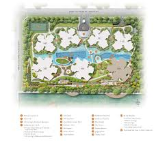 Bishopsgate Residences Floor Plan by The Crest Condo Location Map And Site Map Singapore Condo For