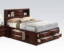 queen platform bedroom set foter