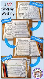 paragraph of the week paragraph writing prompts printable