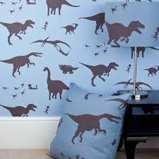 Wallpaper For Children Blue Dinosaur Wallpaper For Children Dya Think E Saurus
