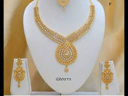 beautiful necklace gold images Top beautiful designer pure gold necklaces collection pretty jpg