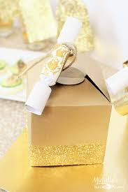 nye party kits how to make easy new year s party favors s party