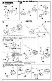 frame arms jinrai english manual color guide u0026 paint