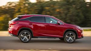 lexus suv 2016 lexus rx crossover review with price horsepower and photo