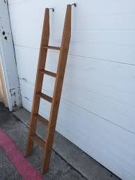 Wood Bunk Bed Ladder Only 1 Wood Bunk Bed Ladder Only No Bunk Furniture In Irving