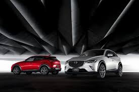 mazda japan mazda commences cx 3 production in thailand lowyat net cars