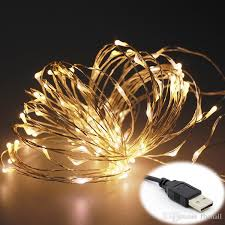 usb office fairy lights 7m 50 led outdoor solar powered string lights flower ls 8 modes