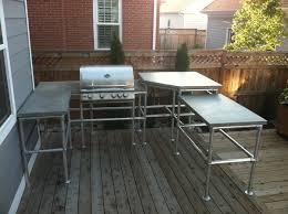 How To Build An Outdoor Kitchen Counter by A Diy Concrete Countertop Success Story Concrete Countertops Blog