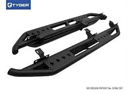jeep wrangler side steps for sale amazon com tyger auto tg ja2j2239b side tyger armor