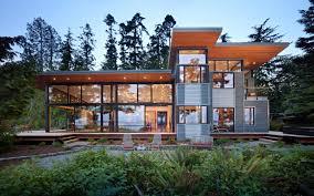 Stunning Waterfront Home Designs Australia Contemporary Interior