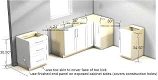 bar height kitchen base cabinets kitchen base cabinets