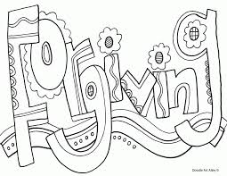 all quotes coloring pages doodle art alley coloring pages for